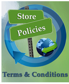 Store Policies Terms and Conditions You Agree to By Using Our Shopping Cart