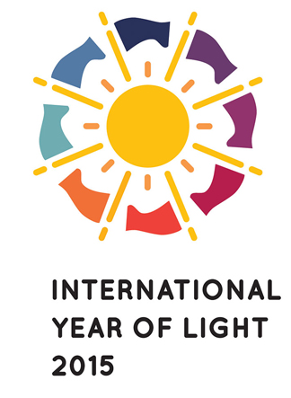 Logo for 2015 International Year of Light