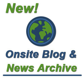 Onsite Blog and News Archive